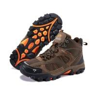 Sepatu Gunung SNTA 481 Brown Orange