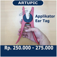 Applikator Aplikator Applicator Eartag Ear Tag