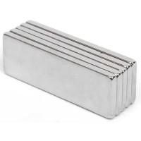 Powerful Cuboid Neodymium Magnet N35 30 x 10mm 10 PCS - MG10