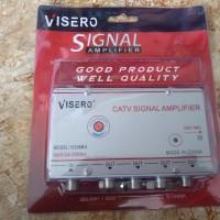 CATV AMPLIFIER (TV BOOSTER) 4SPLIT