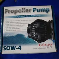 aquarium aquascape wave maker air laut jebao SOW 4 propeller pump