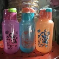 Botol minum fliptop 350ml cocok untuk tambahan souvenir ulangtahun