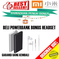 Powerbank XIAOMI 10.000mah. ORIGINAL & Fast Charging