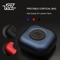Bag Case Knowledge Zenith KZ PU High Quality Earphone Earbuds Headset