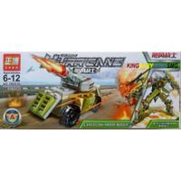 Hurricane Warrior ZB5529 A-F / Lego Mainan Anak