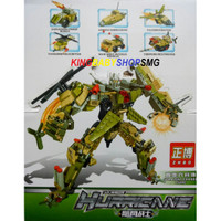 6in1 Hurricane Warrior ZB5529 A-F / Lego Mainan Anak