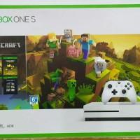 Xbox One S Minecraft Creators Bundle 1TB