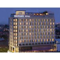 VOUCHER HOTEL MERCURE BANDUNG CITY CENTER