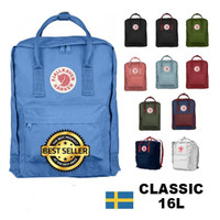 Tas Fjallraven kanken Classic 16L standard/Tas sekolah/ Ransel outoor