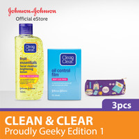 Clean & Clear Proudly Geeky Edition 1