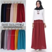 Rok Skirt Rok Panjang BALOTELLI Payung (baloteli maxi skirt
