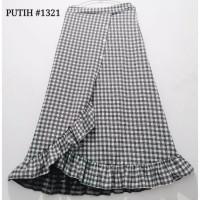Rok Skirt Zaraa Rok corak Kotak TERLARIS Wanita