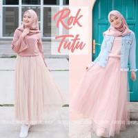 Rok Skirt CS - ROK TUTU / SKIRT Premium Wanita