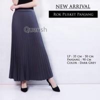 Rok Skirt ROK PLISKET PAYUNG/ UMBRELLA Wanita
