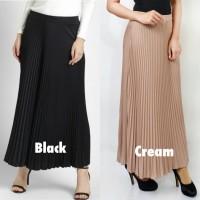 Rok Skirt TERMURAH ROK PLISKET MAYUNG / MAXI SKIRT / PLEATED SKIRT