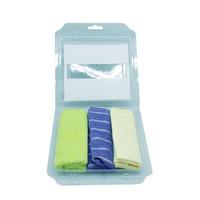 Kent Microfiber Cloths KT-03 3pcs/set