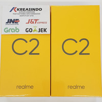 Realme C2 2/16 Ram 2gb Rom 16gb Garansi Resmi by Oppo