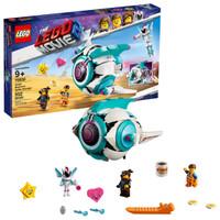 THE LEGO® MOVIE 2™ Sweet Mayhem's Systar Starship! 70830