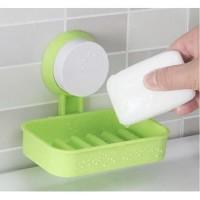 1 susun soap holder rak tempel tembok tempat sabun dinding