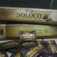 Harga permen cokelat soloco berkhasiat harga per paket isi 12 scht | antitipu.com