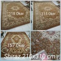 Karpet Permadani Shiraz Jumbo 210x310 cm