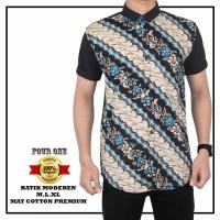 KUALITAS SUPER Baju Batik on Pria SBNO