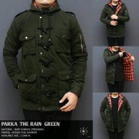 BEST SELLER Jaket Parka the Rain SBNO
