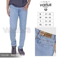 TERJAMIN Celana Jeans Skinny Pria SBNO