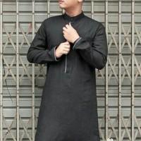 PREMIUM Baju Gamis Arafah Polos SBNO