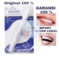 Pemutih Gigi Instant / Dazzling White / Teeth Whitening Pen