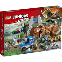 LEGO Juniors T. rex Breakout Blocks & Stacking Toys
