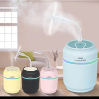 LEBARAN !! AIR HUMIDIFIER 3 IN 1 - air humidifier. kipas angin. lampu