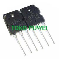 2SD718 2S D718 Silicon NPN Power Transistors DD27