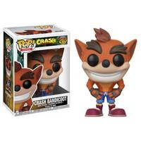 Toys Funko Pop! Games: Crash Bandicoot - Crash Bandicoot