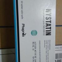 Nistatin tablet