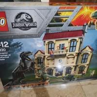 LEGO 75930 Indoraptor Rampage at Lockwood Estate Jurrasic Word
