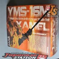 JS Gundam YMS 16M XAMEL Motor King 1/100 heavy tank artill Limited