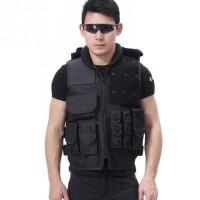 promo Body Vest Rompi Military