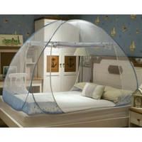 JN Kelambu Tempat Tidur / Tenda 200 X 200 Cm