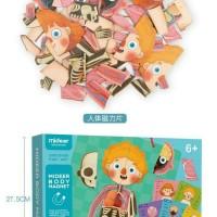 midder puzzle edukasi anak