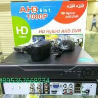 DVR CCTV AHD 4 CHANNEL XMEYE