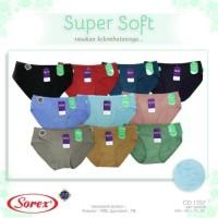 SOREX 1257 CELANA DALAM SUPER SOFT