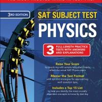McGraw-Hill Education SAT Subject Test Physics (Paperback)
