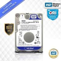 "WDC 2.5"" 500 GB SATA 5400 RPM"