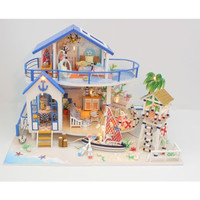 DIY miniatur doll house puzzle 3D - Legend of the Blue Sea