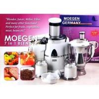 7 In 1 Blender Md 711 Multiguna Juicer Miller Filter Juice Extractor