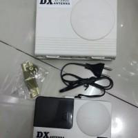PROMO Booster DX penguat signal sinyal antena TV penjernih TV