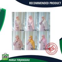 Hijab Pashmina Bella Square Jilbab Kerudung Kekinian Panjang 75x180cm