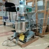 Planetary Mixer 10 Liter Crown B-10 Mixer Roti 10L Adonan 10 L