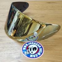 Visor GOLD Shoei X14 Xspirit3 Z7 Aftermarket